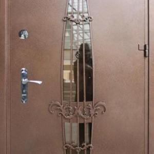 Входная дверь ОФИС-ЭЛИТстеклопакет № 16