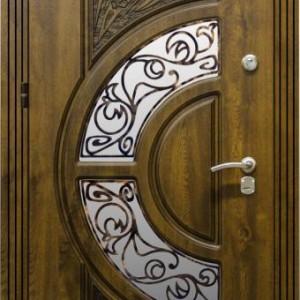 Входная дверь ПРЕМИУМБП 14 патина