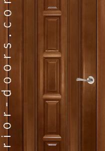 каштан двери турин глухое